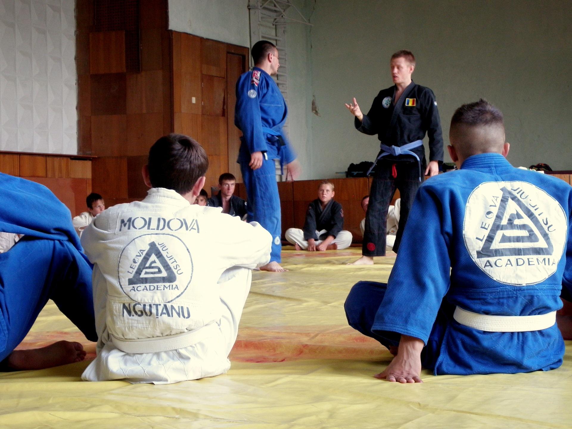 Burlacu TriDuals 2012 - Seminar