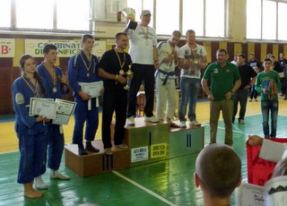 Team Se-An-Do Leova wins the 2014 edition of the Burlacu Open